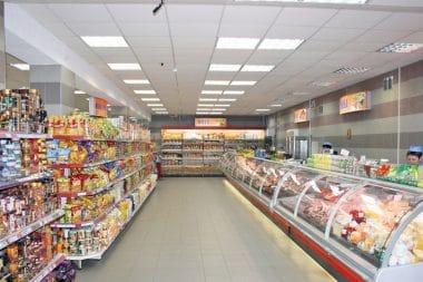 Электроснабжение супермаркетов и торговых центров