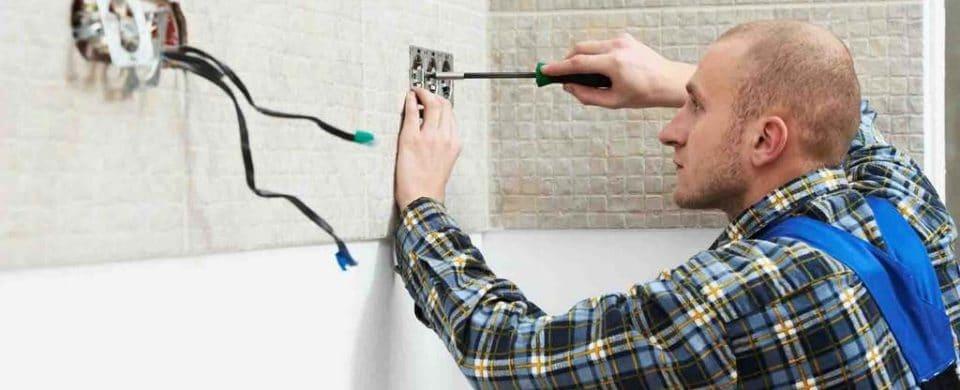 Услуги электрика отличное качество за приемлемую стоимость!